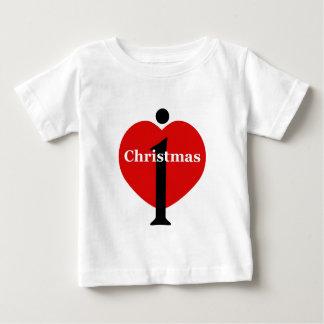 Jag älskar jul t shirts