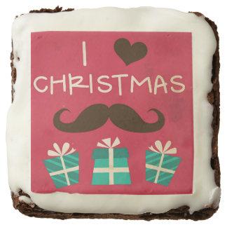 Jag älskar julmoustachen