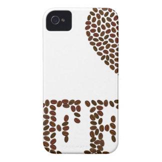 Jag älskar kaffe iPhone 4 cases