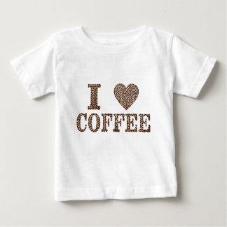 Jag älskar kaffe t-shirts