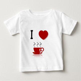 Jag älskar kaffe tshirts