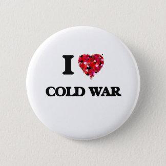 Jag älskar kalla kriget standard knapp rund 5.7 cm