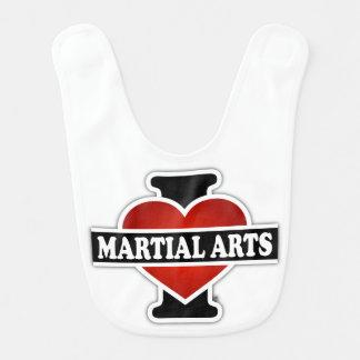 Jag älskar kampsportar hakklapp