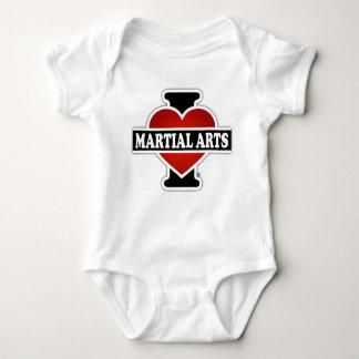 Jag älskar kampsportar tshirts