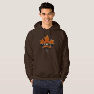 Jag älskar Kanada Munkjacka