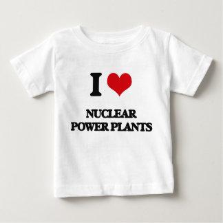Jag älskar kärn- kraftverk tröjor