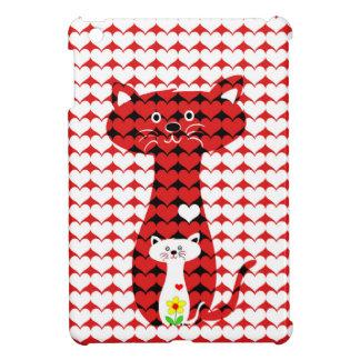 Jag älskar katter 2 iPad mini fodral