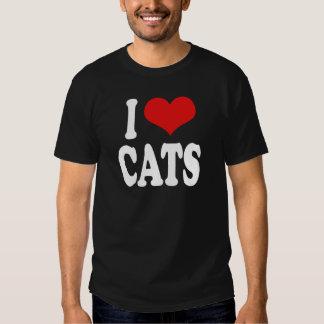Jag älskar katter tröja