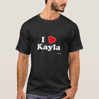 Jag älskar Kayla T Shirt