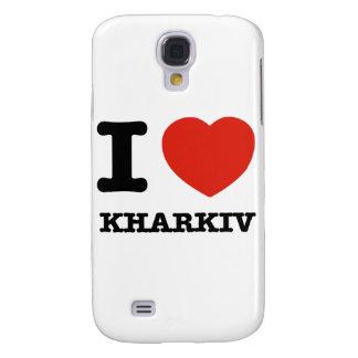 Jag älskar Kharkiv Galaxy S4 Fodral