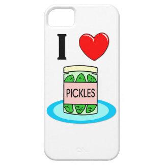 Jag älskar knipor iPhone 5 fodraler