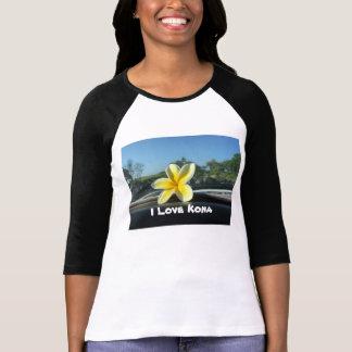 Jag älskar Kona T Shirts