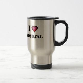Jag älskar Krystal Resemugg
