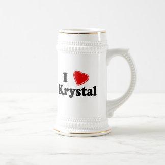 Jag älskar Krystal Sejdel