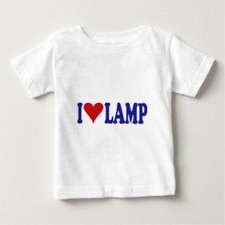 Jag älskar lampan tröjor