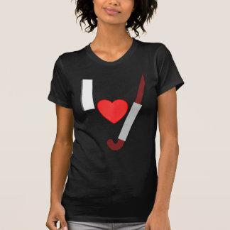 Jag älskar landhockey t-shirts