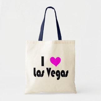 Jag älskar Las Vegas Tygkasse