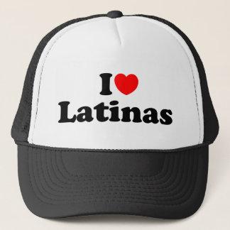 Jag älskar latinas keps