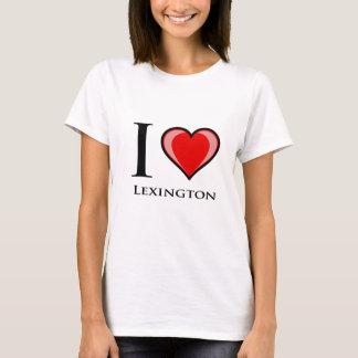 Jag älskar Lexington T-shirt