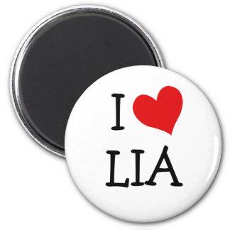Jag älskar Lia Magnet