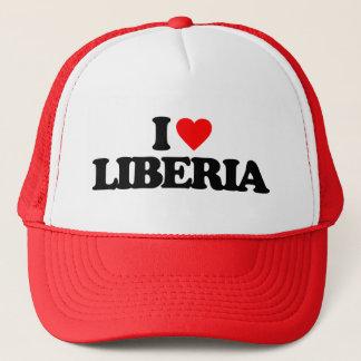 JAG ÄLSKAR LIBERIA TRUCKERKEPS