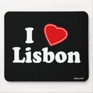 Jag älskar Lisbon Musmatta