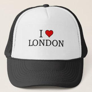 Jag älskar London Truckerkeps