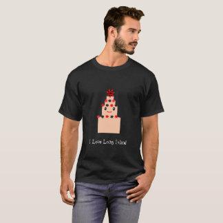 Jag älskar Long Islandet T Shirt