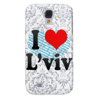 Jag älskar L'viv, Ukraina Galaxy S4 Fodral