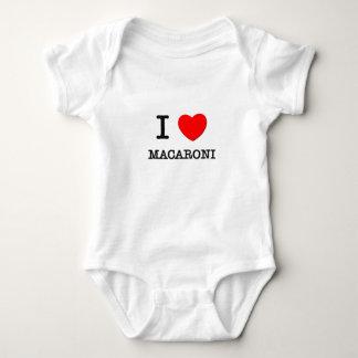 Jag älskar Macaroni T Shirts