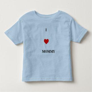 jag älskar mammaskjortan t shirt