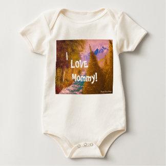 Jag älskar mammaT-tröja Creeper