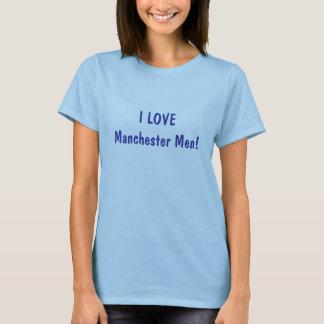 JAG ÄLSKAR Manchester manar! T-shirt