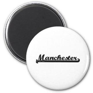 Jag älskar Manchester New Hampshire Magnet