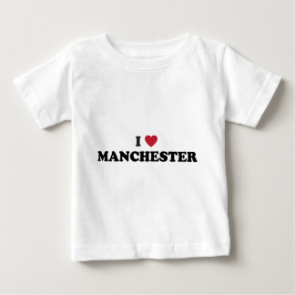 Jag älskar Manchester New Hampshire Tröjor