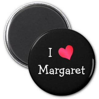 Jag älskar Margaret Magnet