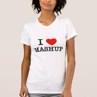 Jag älskar Mashup Tee Shirt