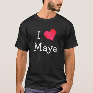 Jag älskar Maya T Shirts