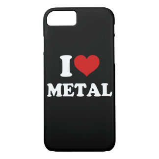 Jag älskar metall