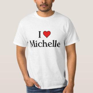 Jag älskar Michelle T Shirt