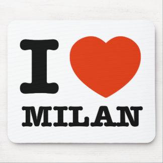 Jag älskar Milan Musmattor