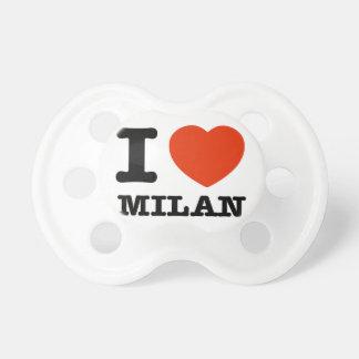 Jag älskar Milan Nappar För Barn