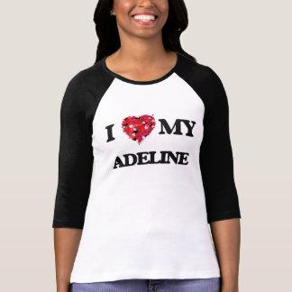 Jag älskar min Adeline T Shirt
