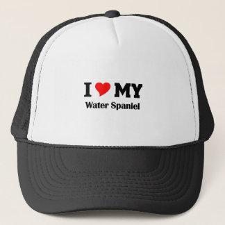 Jag älskar min amerikanvattenSpaniel Keps