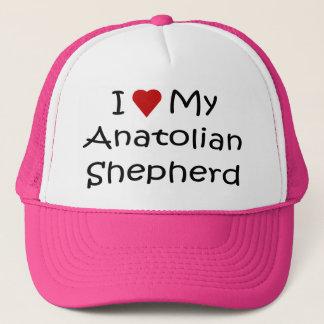 Jag älskar min Anatolian herdehund älskaregåvor Keps