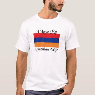 Jag älskar min armeniska fru t-shirt
