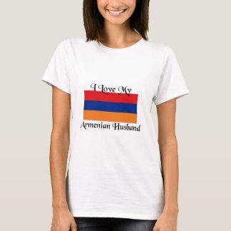 Jag älskar min armeniska make t shirts