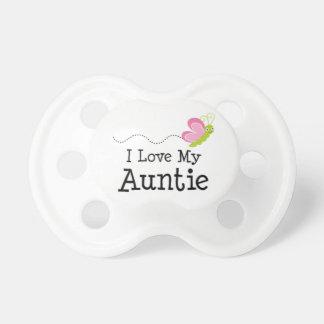 Jag älskar min Auntie Napp