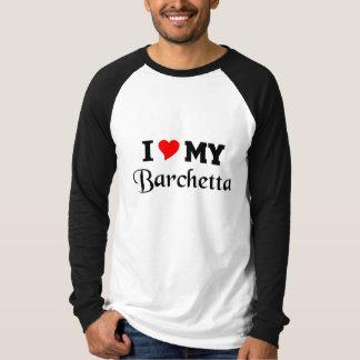 Jag älskar min Barchetta T-shirt