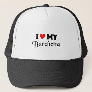 Jag älskar min Barchetta Truckerkeps